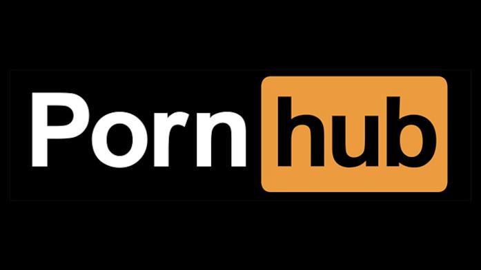 Il logo di PornHub
