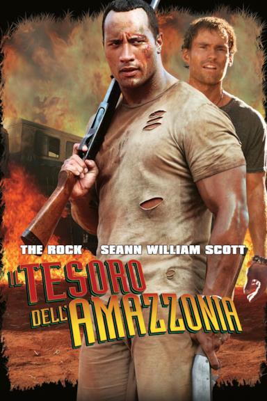 Poster Il tesoro dell'Amazzonia