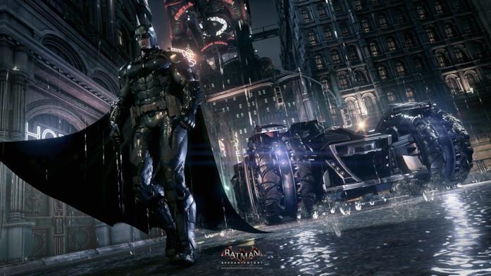 Tutti i videogame di Batman su PC e console