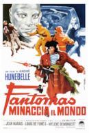 Poster Fantomas minaccia il mondo