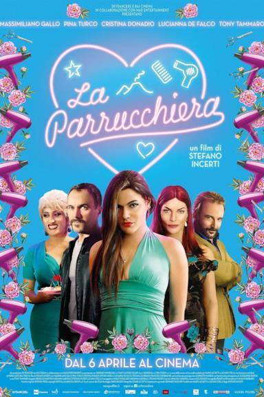 Poster La parrucchiera