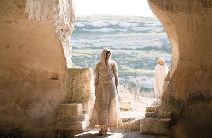 Maria Maddalena cammina