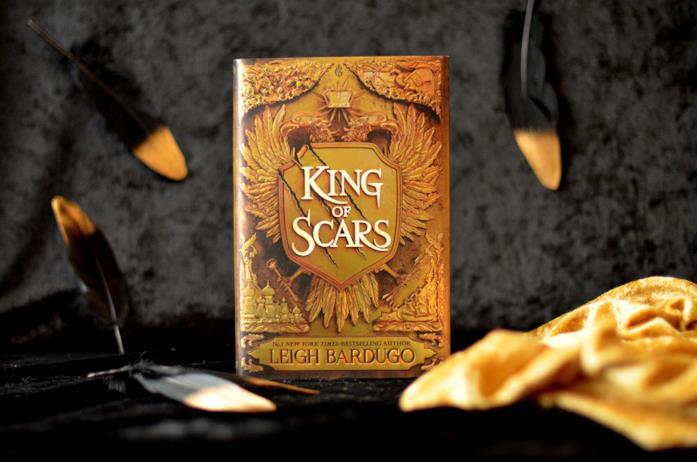 Duologia di King of Scars, il primo libro