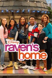 Poster A casa di Raven