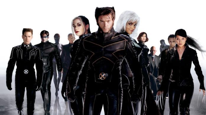 Il cast di X-Men 2