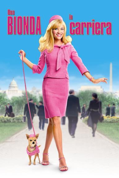 Poster Una bionda in carriera