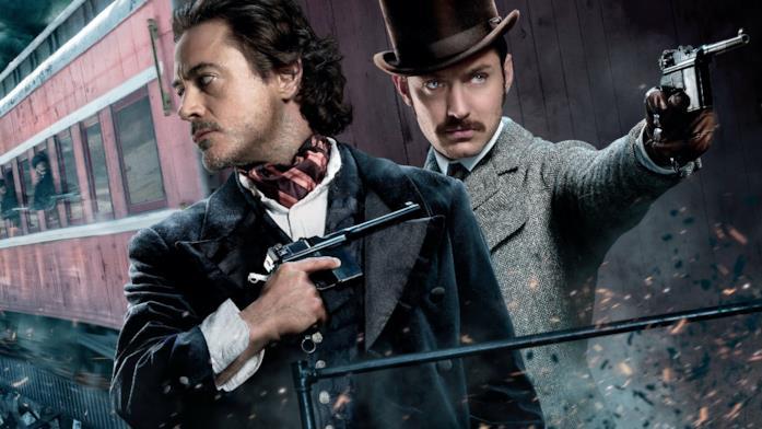 Sherlock e Watson