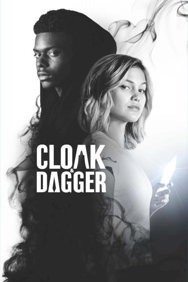 Poster Marvel's Cloak & Dagger