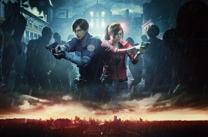 Un'immagine di Resident Evil 2