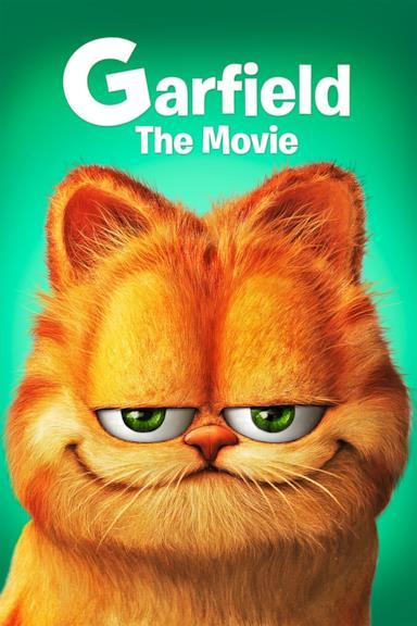 Poster Garfield: Il film