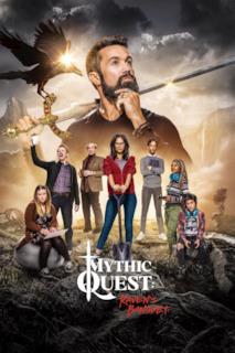 Poster Mythic Quest: Raven's Banquet