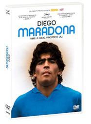 Diego Maradona DVD + Segnalibro