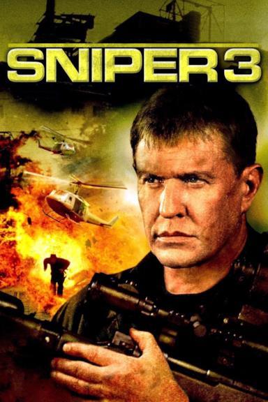 Poster Sniper 3 - Ritorno in Vietnam