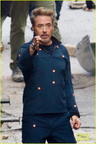 Iron Man sa cosa fare sul set di Avengers 4