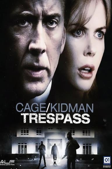 Poster Trespass