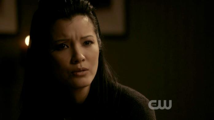 Kelly Ann Hu interpreta la vampira Pearl