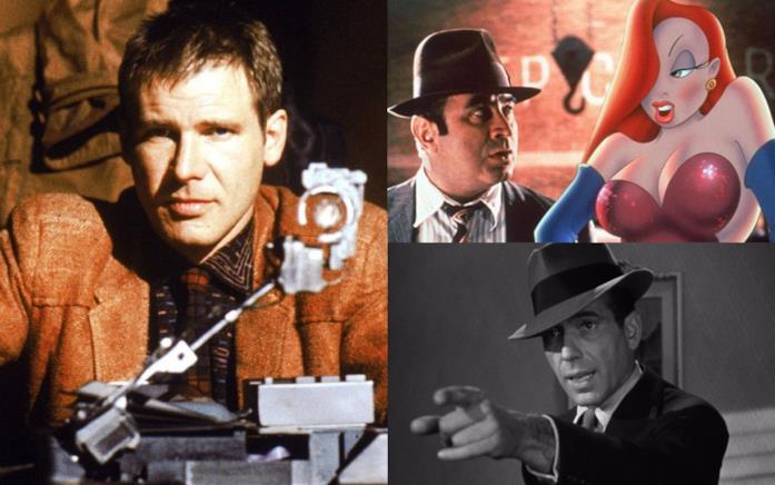 Da Blade Runner a Chi ha incastrato Roger Rabbit, i noir più belli di sempre