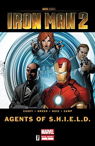 Iron Man 2: Agents of S.H.I.E.L.D. (2010) #1 (English Edition)