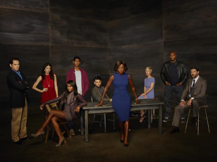Le regole del delitto perfetto: il cast della serie