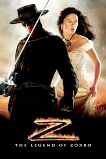 Poster La leggenda di Zorro