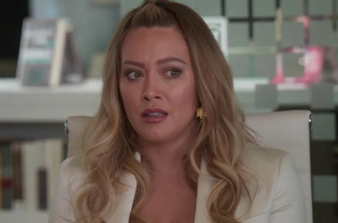 Holary Duff in Younger