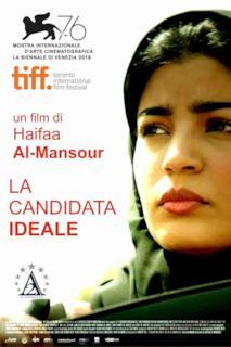 Poster La candidata ideale