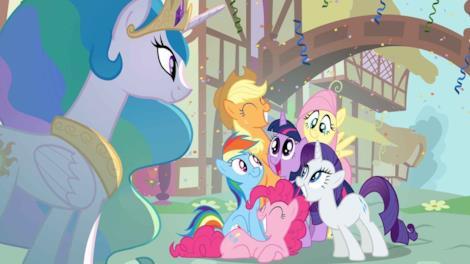 My Little Pony - L'amicizia è magica