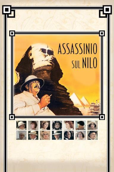 Poster Assassinio sul Nilo