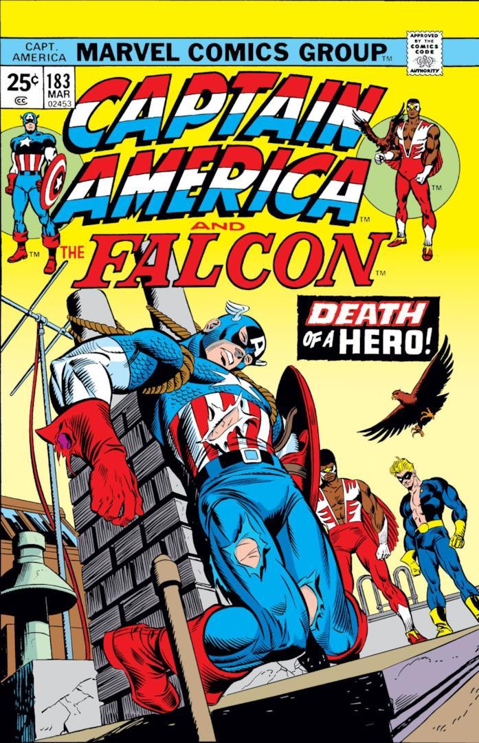 Capitan America morto