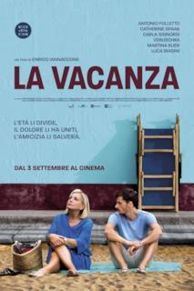 Poster La vacanza