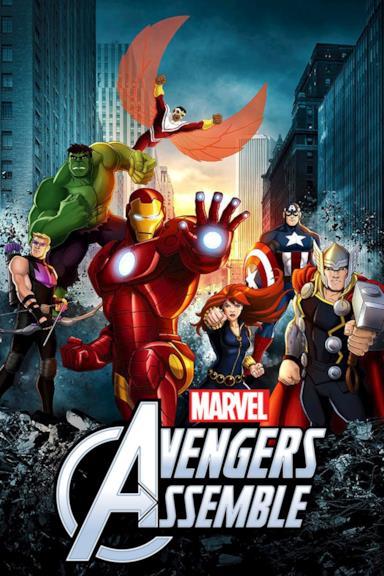 Poster Avengers Assemble