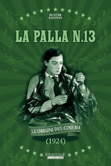 Poster La palla numero 13