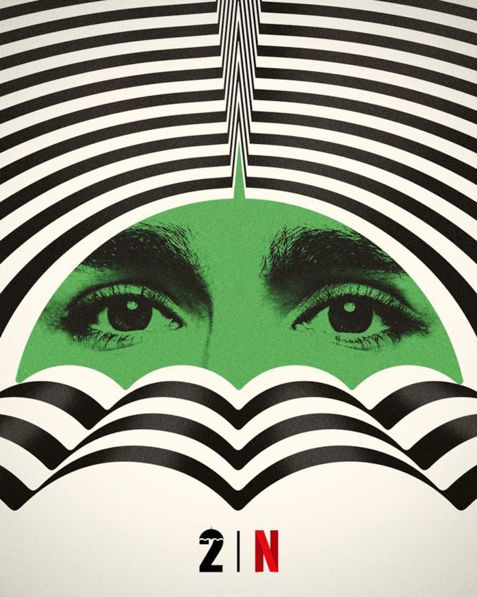 The Umbrella Academy 2 Poster Numero 4