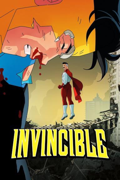 Poster Invincibile