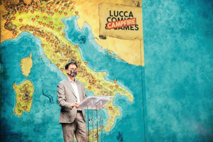 Lucca C&G 2021