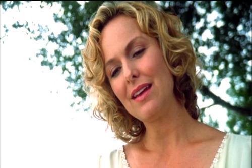 Trudy Monk durante una sequenza di Detective Monk
