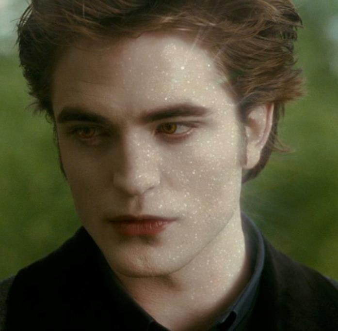 La luccicante pelle dei Cullen