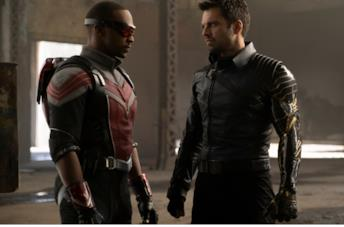 Falcon si allena con lo scudo nel nuovo trailer di The Falcon and the Winter Soldier