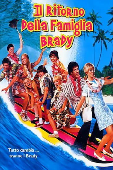Poster Il ritorno della famiglia Brady