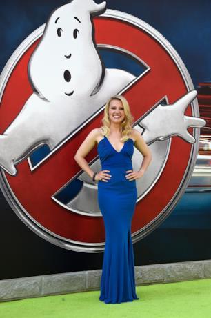 Kate McKinnon premiere Ghostbusters, Los Angeles