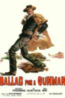 Poster Ballata per un pistolero