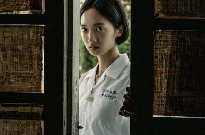 Ning Han in una scena della serie Detention