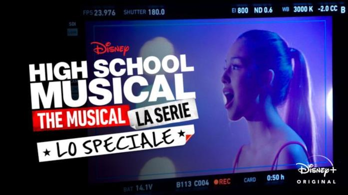 High School Musical The Musical - La serie lo speciale
