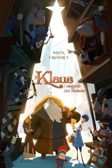 Poster Klaus - I segreti del Natale