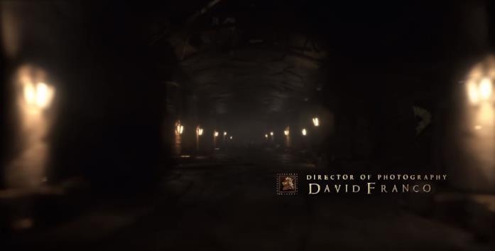 Un fotogramma dalla sigla di Game of Thrones 8 mostra la cripta di Grande Inverno
