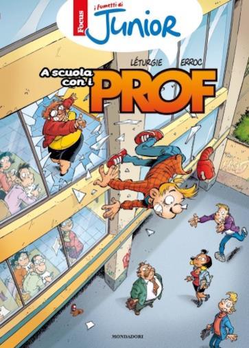 Il fumetto di Pica e Simon Léturgie