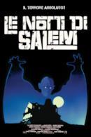 Poster Le notti di Salem