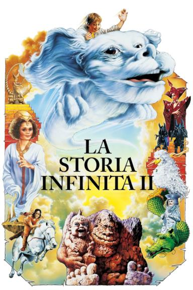 Poster La storia infinita 2
