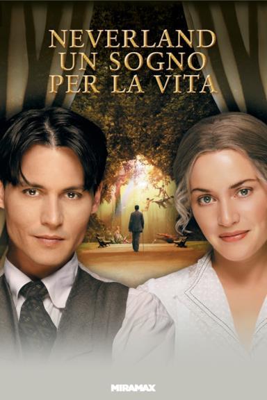 Poster Neverland - Un sogno per la vita