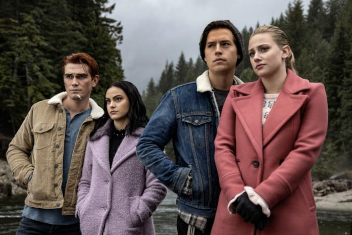 Il cast di Riverdale